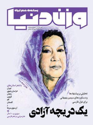 مجلهی وزن دنیا، شمارهی 7